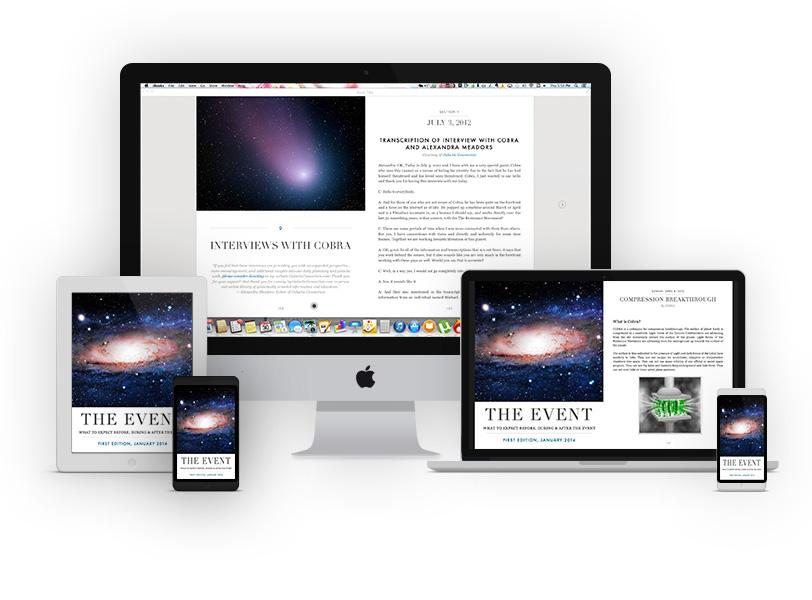 eBook Landing Page