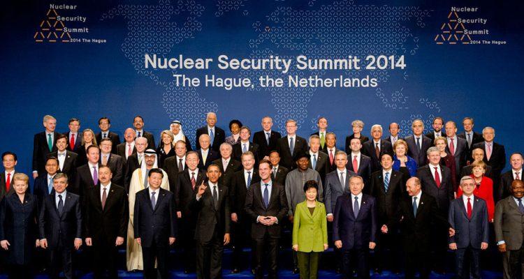Hague Nuclear Summit 2014